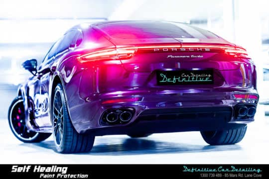 Porsche Panamera Turbo Amethyst Purple-106