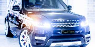 Range Rover Best Car Detailing