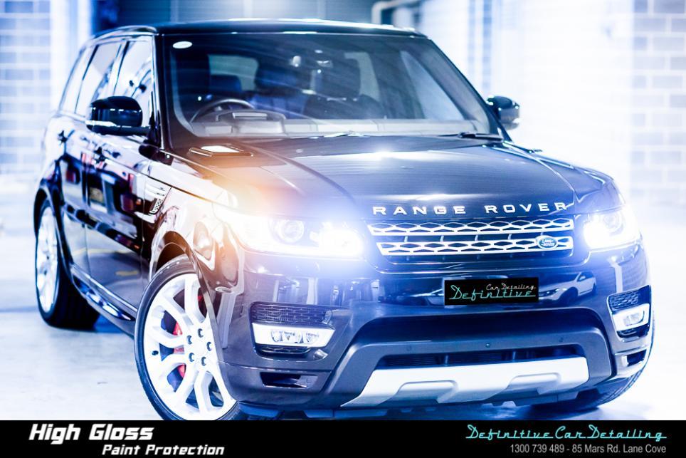 Range Rover Best Car Detailing