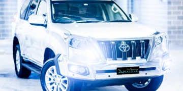 Toyota Prado Best Car Detailing