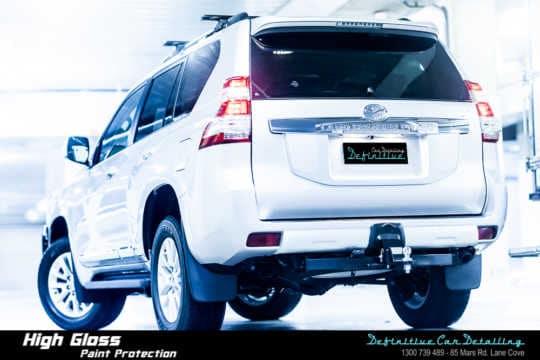 Toyota Prado Car Detailing