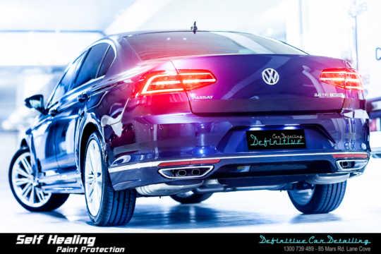 Volkswagen Passat R Car Detailing