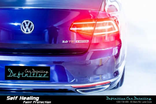 Volkswagen Passat R Paint Correction