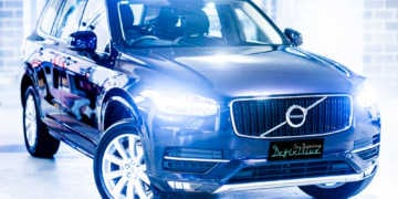 Volvo XC90 Best Car Detailing