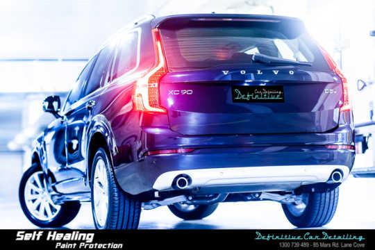 Volvo XC90 Car Detailing