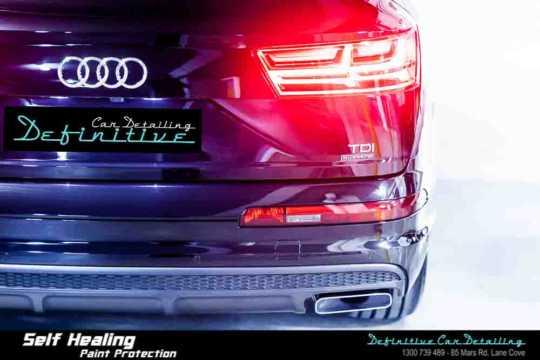 Audi Q7 Paint Correction
