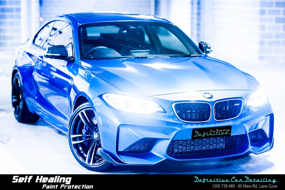 BMW M2 Best Car Detailing