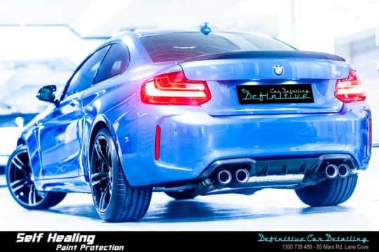 BMW M2 Car Detailing