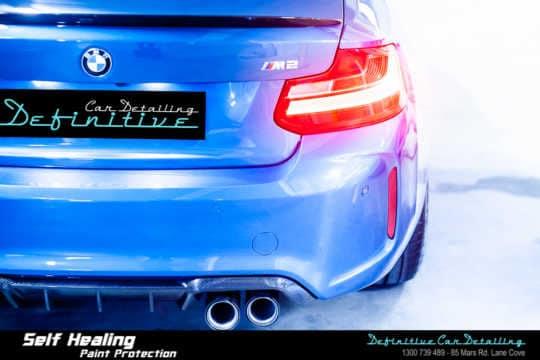 BMW M2 Paint Correction