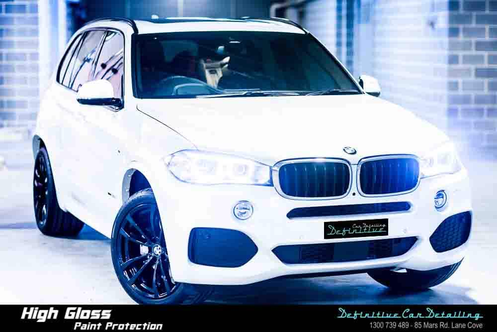 BMW X5 Best Car Detailing
