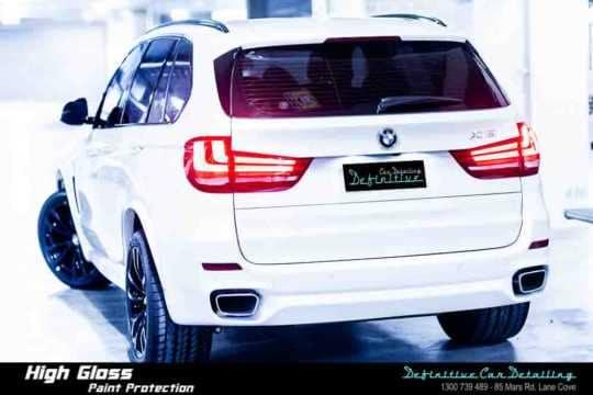 BMW X5 Car Detailing