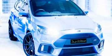 Ford Focus RS Best Car Detailing