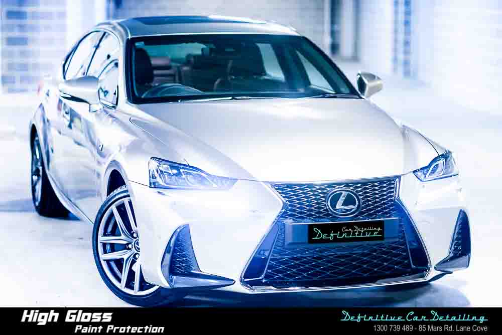 Lexus IS350 Best Car Detailing