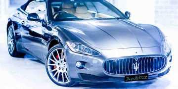 Maserati GranTurismo Best Car Detailing