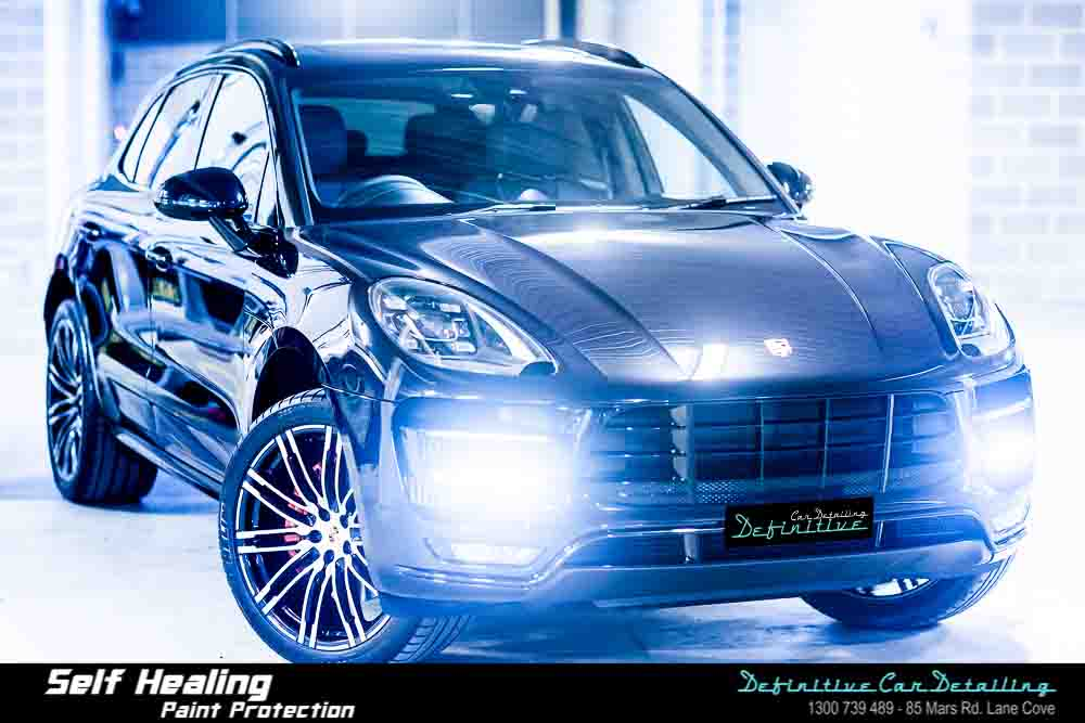 Porsche Macan Turbo Best Car Detailing