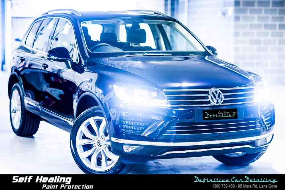 VW Touareg Best Car Detailing