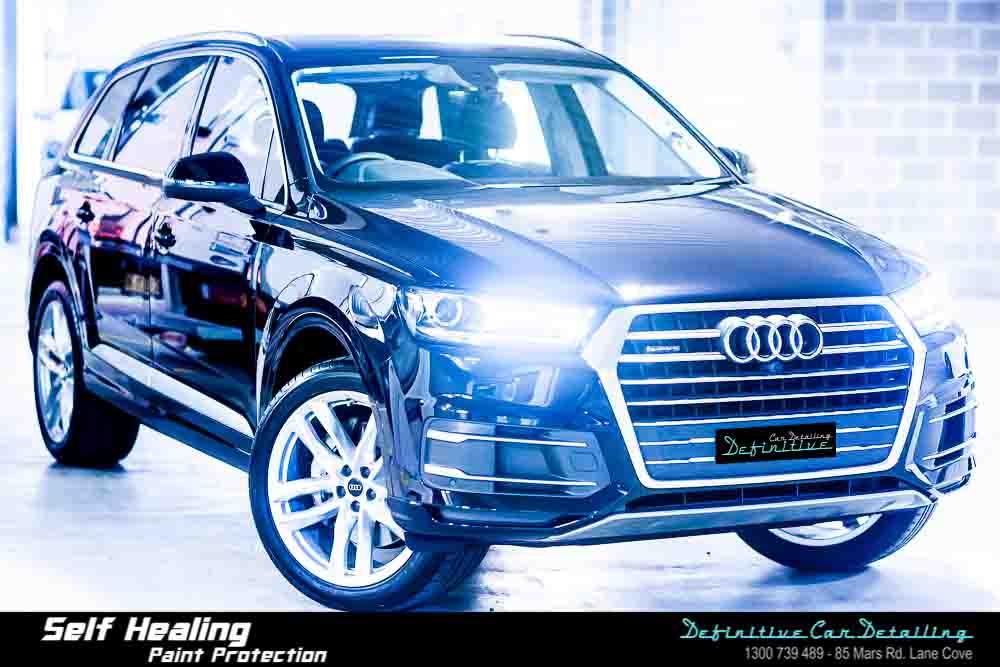 Audi Q7 Best Car Detailing