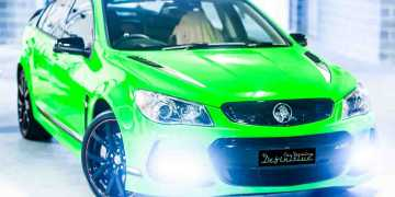 Holden Commodore Motorsport Best Car Detailing