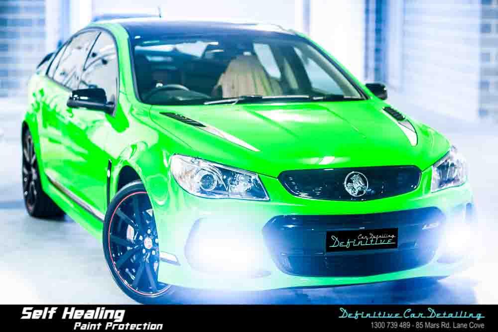 Holden Commodore Motorsport Best Car Detailing