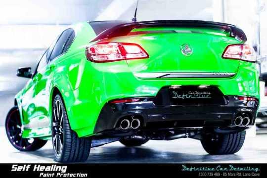 Holden Motorsport Spitfire Green-106