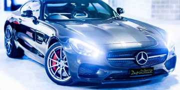 Mercedes AMG GTS Best Car Detailing