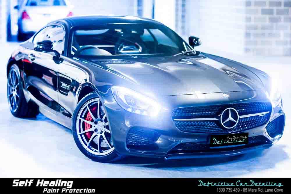 Mercedes AMG GTS Best Car Detailing