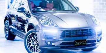 Porsche Macan S Best Car Detailing