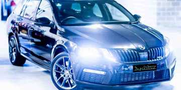 Skoda Octavia RS Best Car Detailing