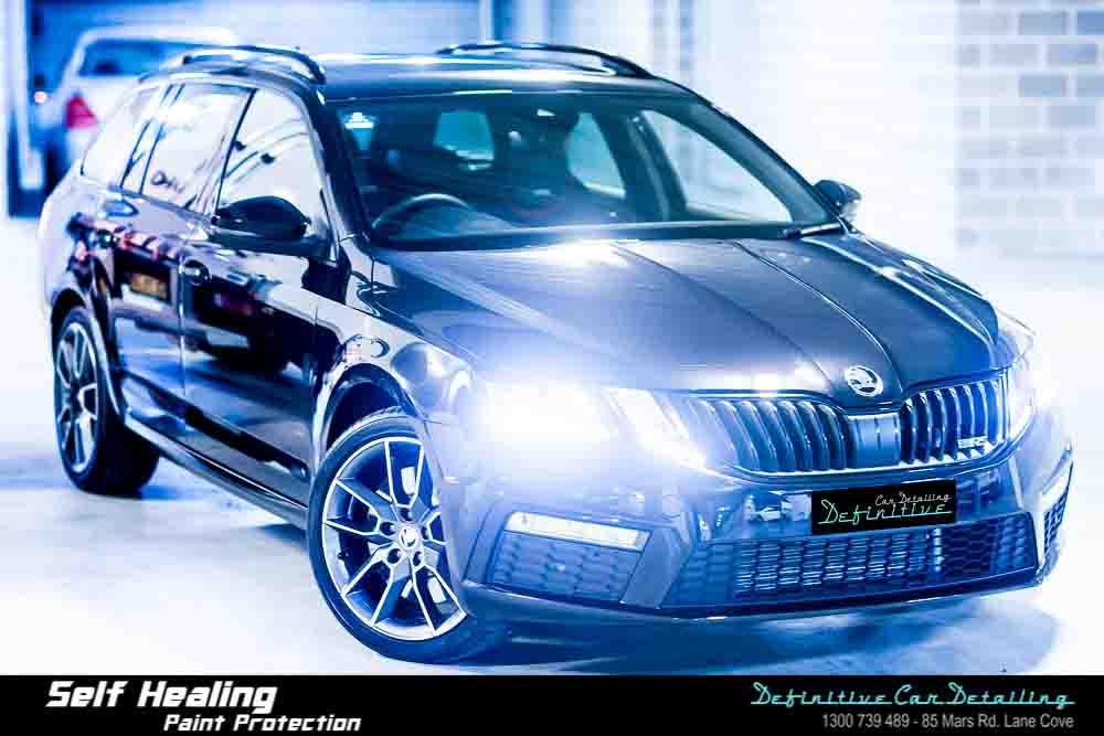 Skoda Octavia RS Best Car Detailing