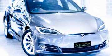 Tesla Model S Best Car Detailing