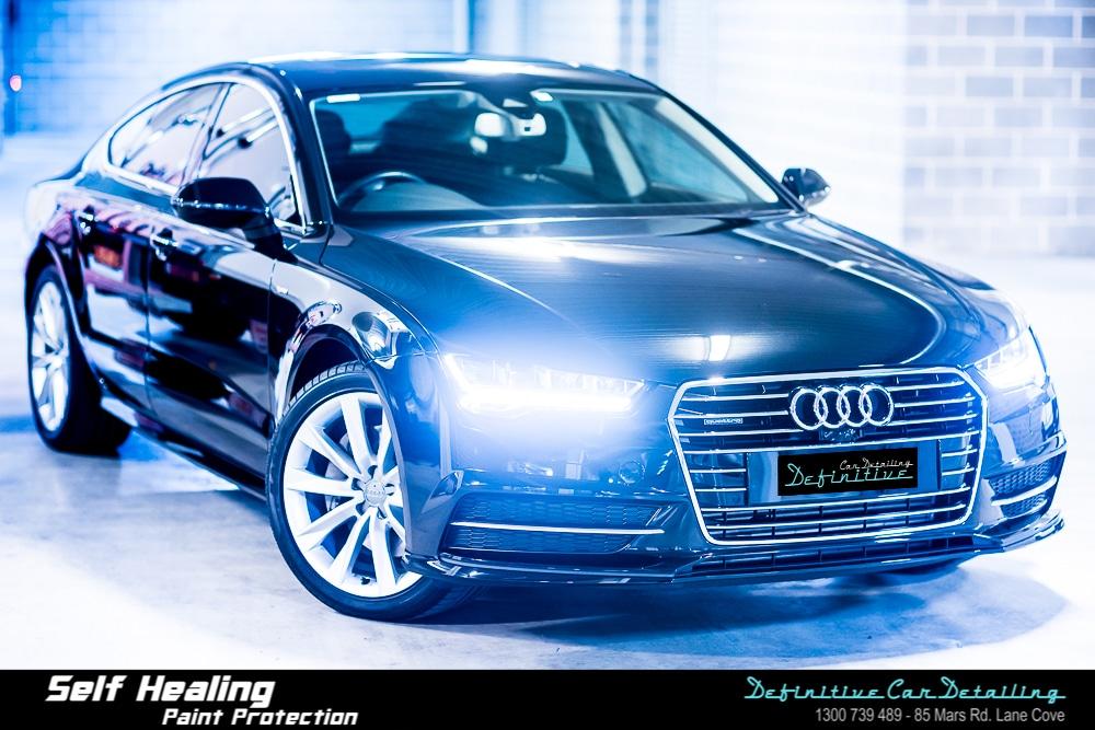 Audi A7 Best Car Detailing
