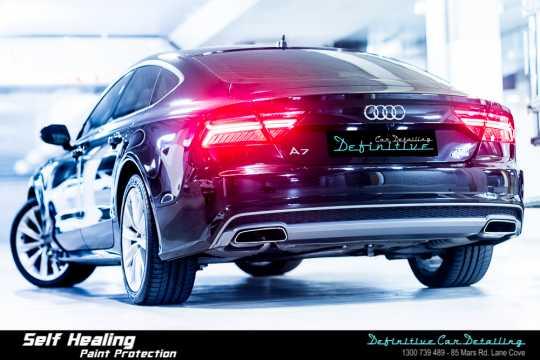 Audi A7 Car Detailing