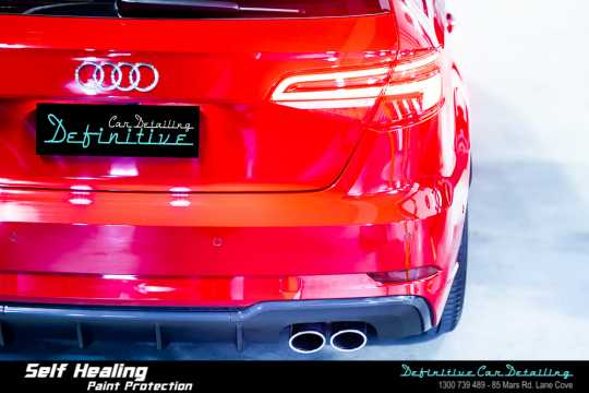 Audi S3 Paint Correction
