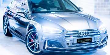 Audi S5 Best Car Detailing