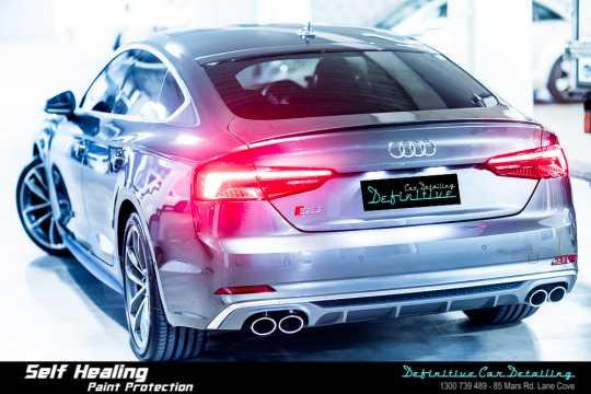Audi S5 Car Detailing