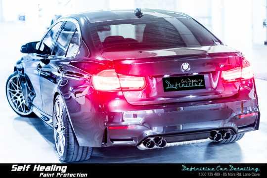 BMW M3 Car Detailing