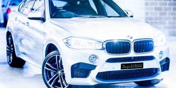 BMW X6M Best Car Detailing
