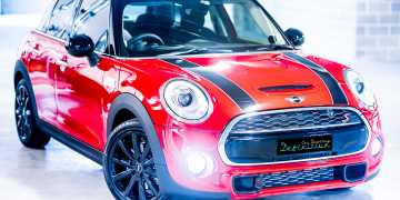 MINI Cooper S Best Car Detailing