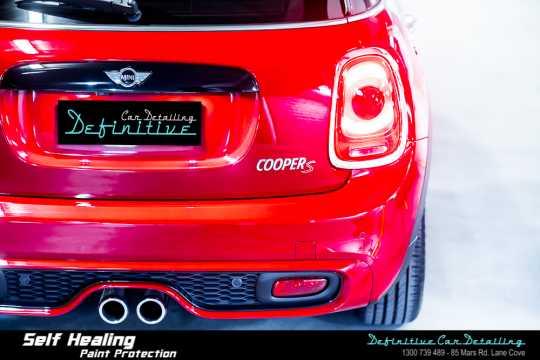 MINI Cooper S Paint Correction