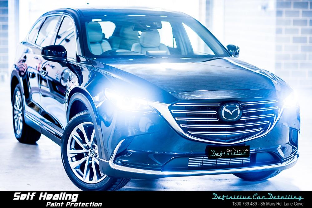 Mazda CX Best Car Detailing