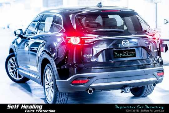 Mazda CX Car Detailing