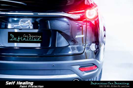 Mazda CX Paint Correction