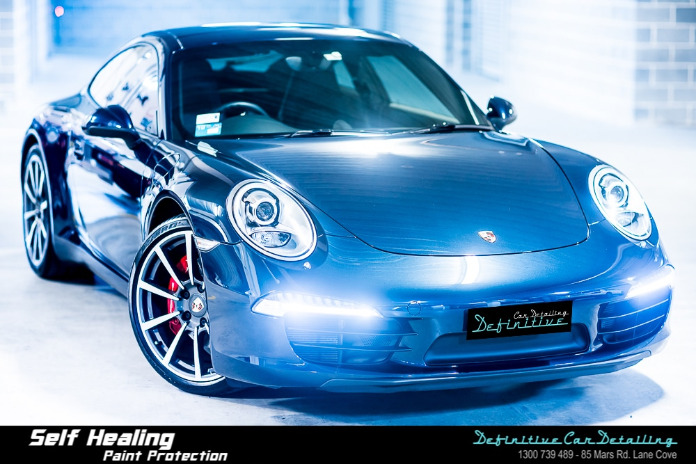 Porsche 911 Carrera S Best Car Detailing