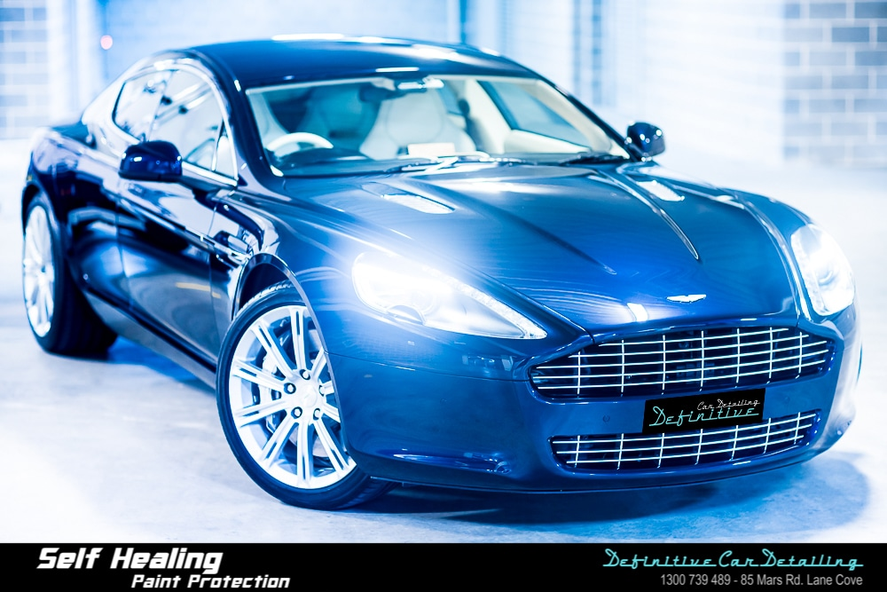 Aston Martin Rapide Best Car Detailing