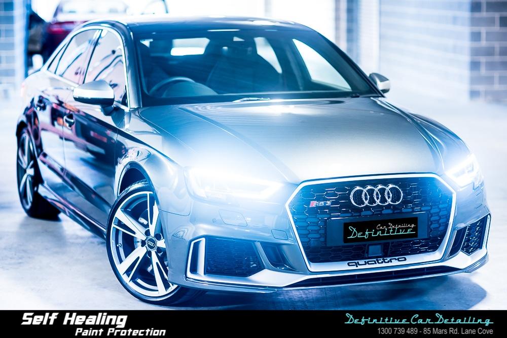 Audi RS3 Best Car Detailing