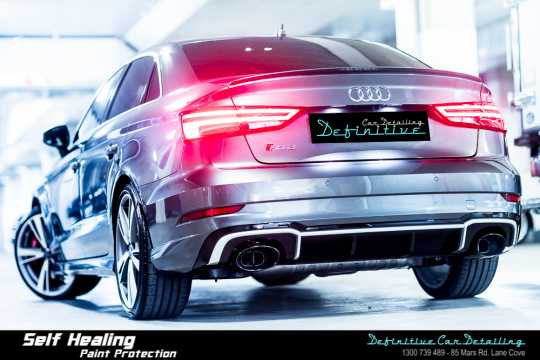Audi RS3 Car Detailing