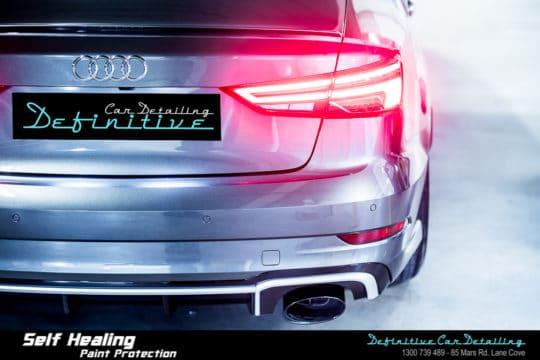 Audi RS3 Daytona Paint Correction