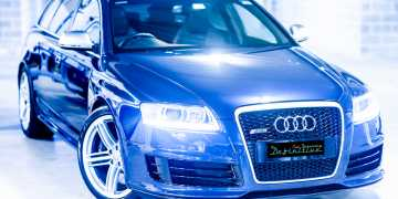Audi RS6 Best Car Detailing