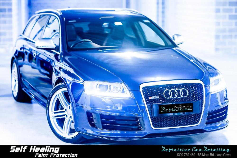 Audi RS6 Best Car Detailing