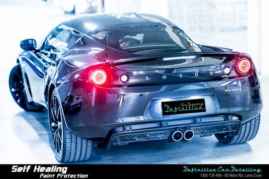 Lotus Evora Car Detailing